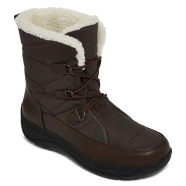 jcpenney.com | Totes Kim Lace-Up Winter Boots