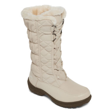 jcpenney.com | Totes Tracey III Tall Lace-Up Winter Boots
