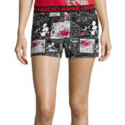 Disney Collection Mickey Mouse Pajama Shorts