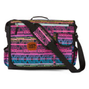 Kids Aztec Character Ombre Messenger Bag