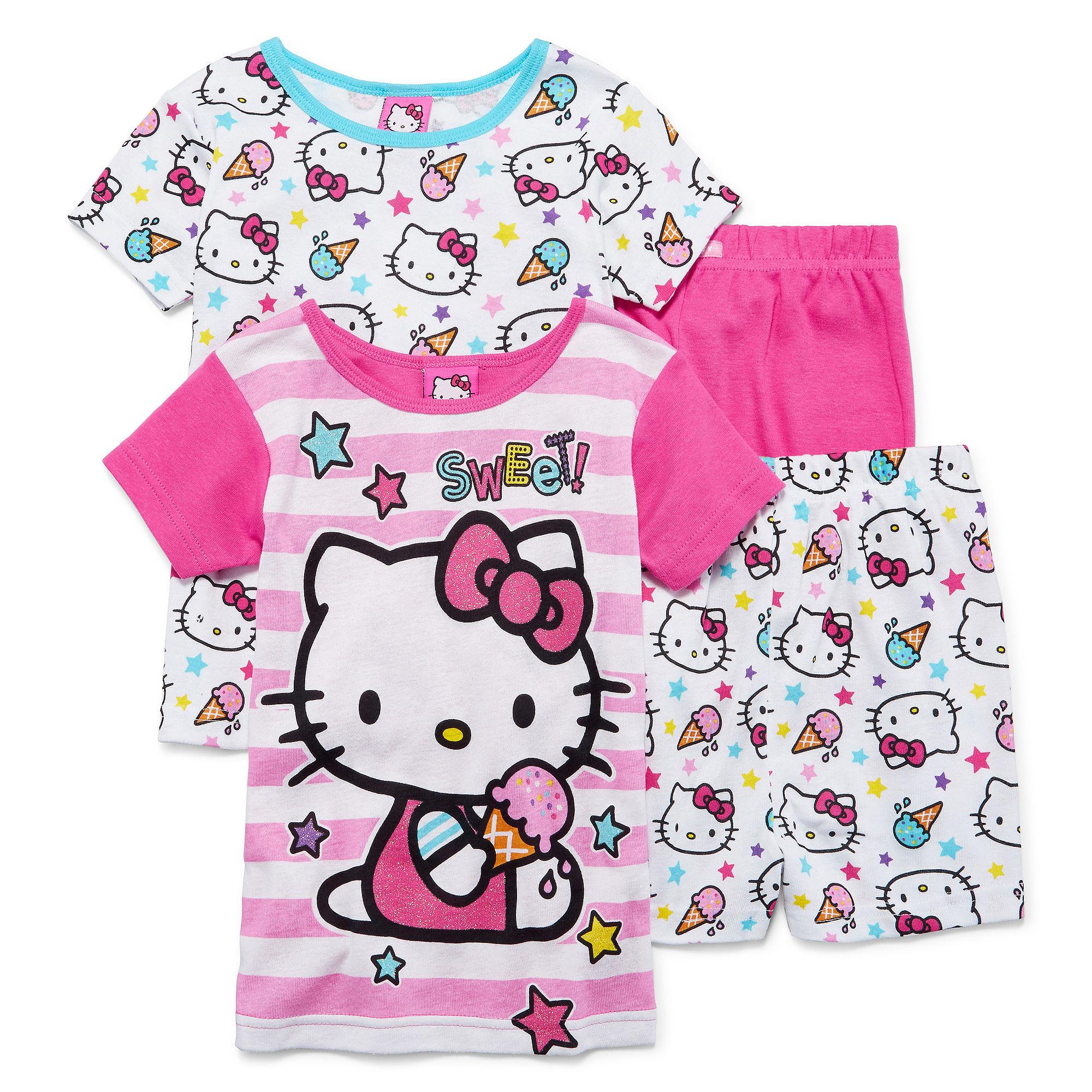 Hello Kitty 4-pc. Sleep Set - Girls 7-16