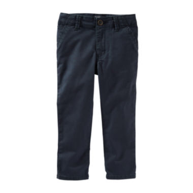 jcpenney.com | Oshkosh B'gosh® Navy Chino Pants - Baby Boys 3m-24m