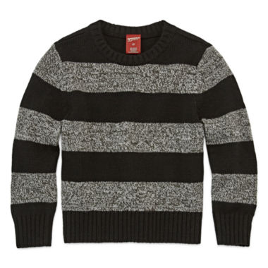 jcpenney.com | Arizona Crew-Neck Solid Sweater - Toddler Boys 2T-5T