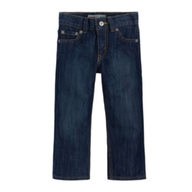 jcpenney.com | Levi's® 514™ Straight-Fit Jeans - Toddler Boys 2t-4t