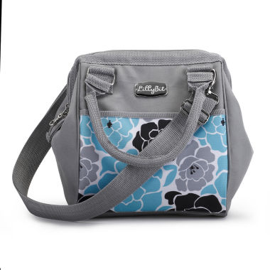 jcpenney.com | LillyBit Blue Floral Day-Pack Diaper Bag