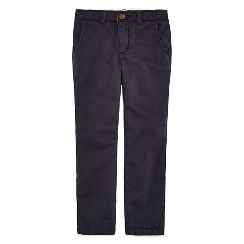 Arizona Flat-Front Chino Pants - Preschool Boys 4-7