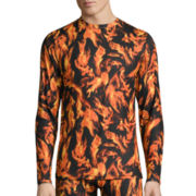Blizzard Skinz™ Long-Sleeve Flames Tee