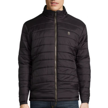jcpenney.com | IZOD® Reversible Midweight Puffer Jacket