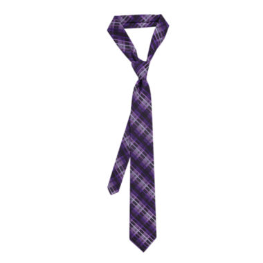 jcpenney.com | Van Heusen® Tie Right Tonal Plaid Tie