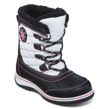 jcpenney.com | Totes Haddie Girls Weather Boots - Little Kids/Big Kids