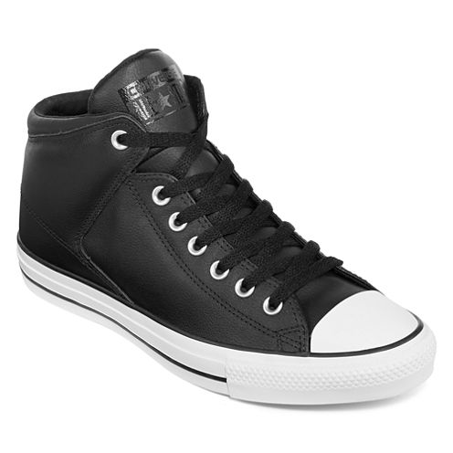 Converse® Chuck Taylor All Star High Street Mens Mid Sneakers