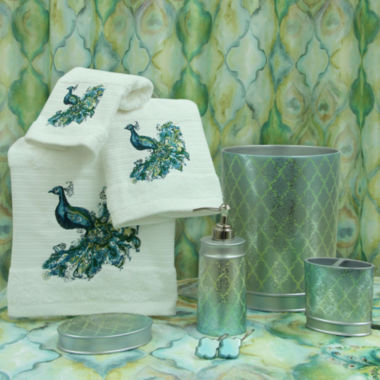 jcpenney.com | Bacova Guild Peacock Bath Collection