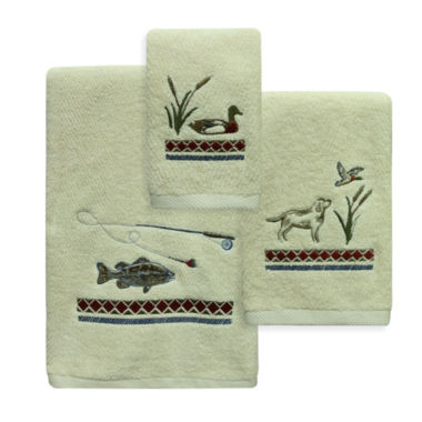 jcpenney.com | Bacova Guild Live Love Lake Bath Towel Collection