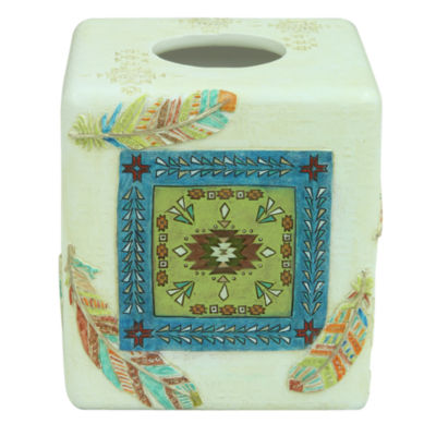Bacova Guild Southwest Boots Tissue Cover