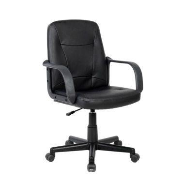 jcpenney.com | Workspace Faux-Leather Office Chair