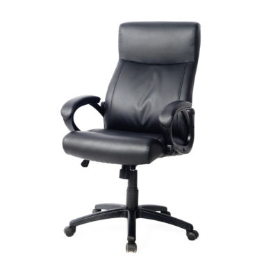 jcpenney.com | WORKSPACE FAUX-LEATHER MANAGERIAL OFFICE CHAIR