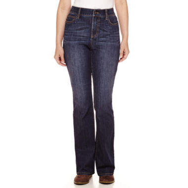 jcpenney.com | St. John's Bay® Bootcut Jeans - Petites