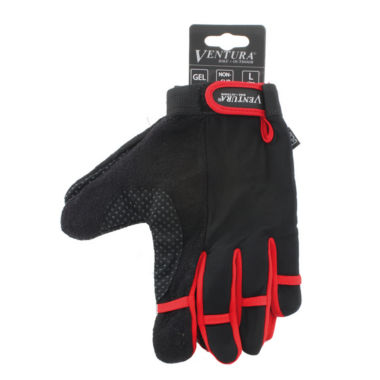 jcpenney.com | Ventura Unisex Bike Red Full Finger Touch Gloves