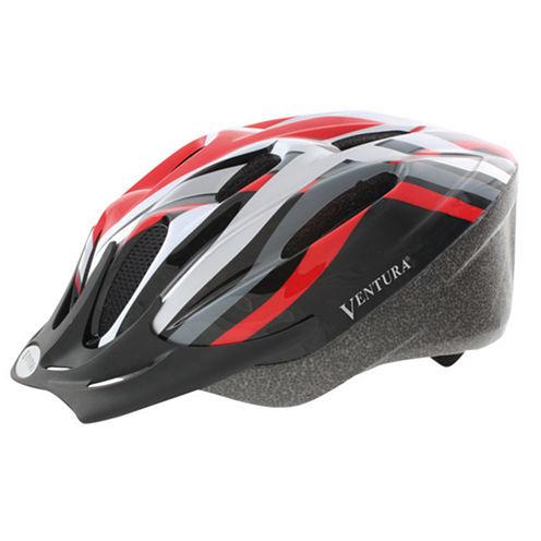 Ventura Red Heat Sport Helmet