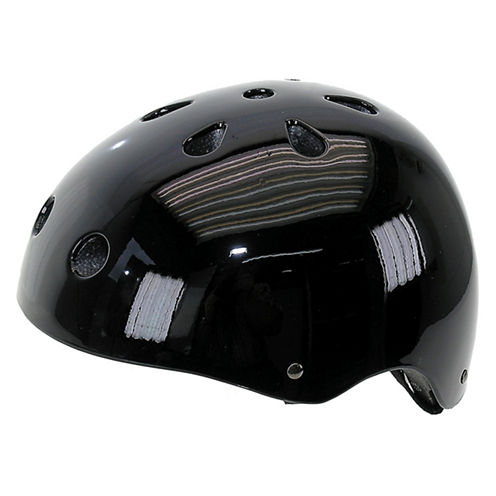 Ventura Gloss Black Freestyle Helmet
