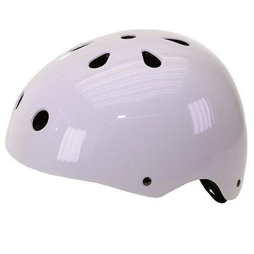 Ventura White Freestyle Helmet