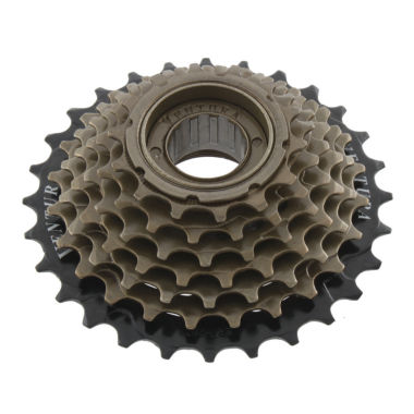 jcpenney.com | Ventura Unisex 6 Speed 14-28 Teeth Black/Brown Freewheel