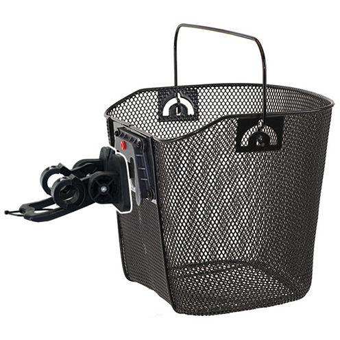 Ventura Unisex Quick Release Wire Basket