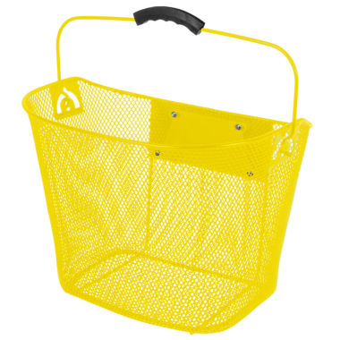 jcpenney.com | Ventura Unisex Quick Release Yellow Wire Basket