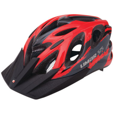 jcpenney.com | Limar Bike 575 Sport Action Helmet Red