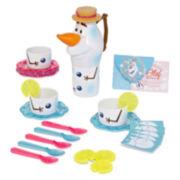 Disney Collection Olaf Tea Set