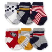 Carter's® 6-pk. Sport Socks - Boys