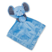 Carter's® Blue Elephant Security Blanket