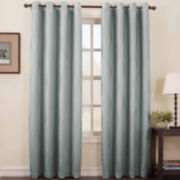 Sun Zero™ Osbourne Grommet-Top Blackout Curtain Panel