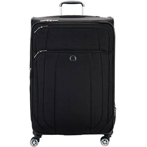 "Delsey Helium Cruise 29"" Expandable Spinner Upright Luggage"