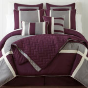 Tranquility 8-pc. Comforter Set + BONUS Coverlet