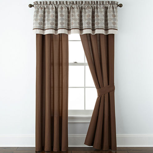 Roundabout 2-Pack Curtain Panels
