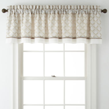 jcpenney.com | Quad Rod-Pocket Valance