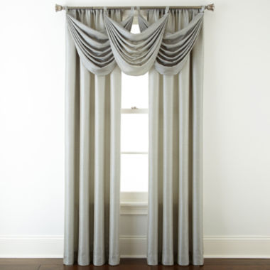 jcpenney.com | Liz Claiborne® Giselle Solid Window Treatments