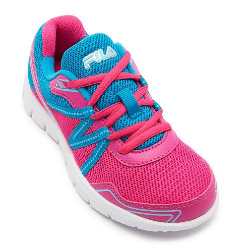 Fila® Fiction Girls Running Shoes - Big Kids
