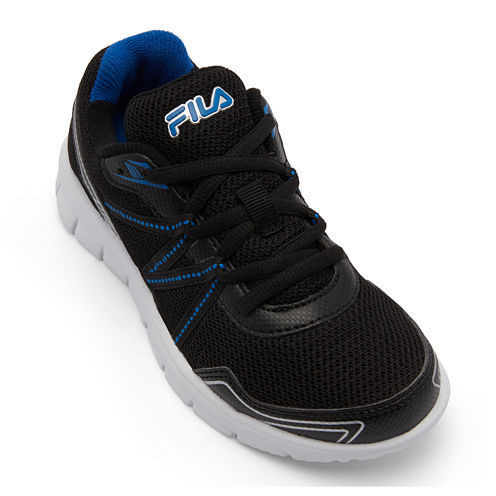 Fila® Fiction Boys Running Shoes - Little Kids