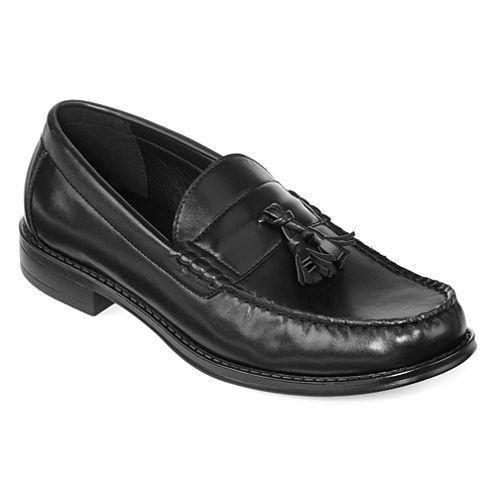Stafford® Mantra Mens Tassel Loafers