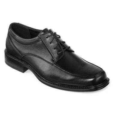 jcpenney.com | Stafford® Fink Mens Moc-Toe Dress Oxford Shoes