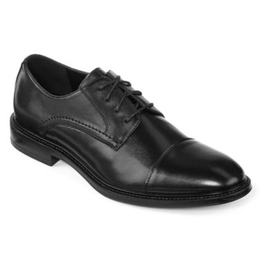 jcpenney.com | Stafford® Classio Mens Cap Toe Oxford Dress Shoes