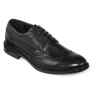 jcpenney.com | Stafford® Corepan Mens Wingtip Oxford Shoes