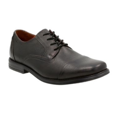 jcpenney.com | Clarks® Holmby Cap Mens Leather Cap-Toe Oxford Shoes