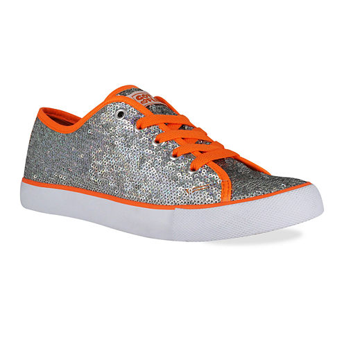 Gotta Flurt Pizzazz Sequin Sneakers