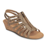 A2 by Aerosoles® Yetaway Wedge Sandals