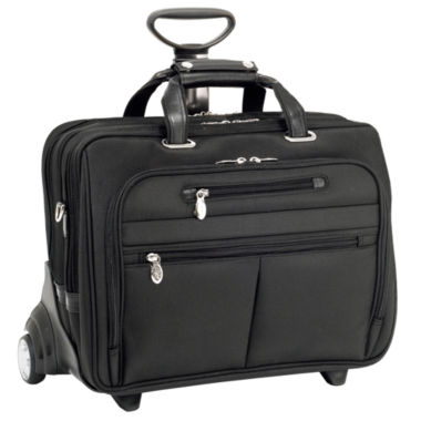 jcpenney.com | Ohare 17 Nylon Detachable Wheeled Laptop Case