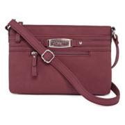 Rosetti® Triple Play Tanya Mini Crossbody Bag