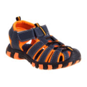 Josmo Sport Closed-Toe Boys Sandals - Little Kids